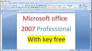 Microsoft Word For Free 2007 Microsoft Office 2007 For Mac Free Download Full Version Hashtag Bg