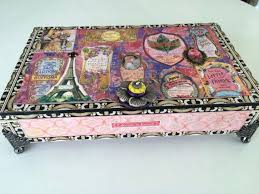 Decorated Cigar Boxes