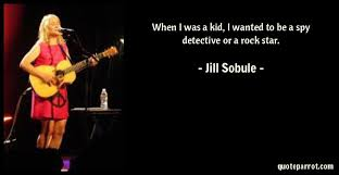 Quote Spy Cool When I Was A Kid I Wanted To Be A Spy Detective Or A R By Jill