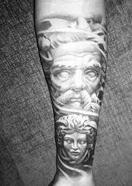 Zeus Zeustattoo Greekmythology Sleeve Tattoo Greek God Tattoos
