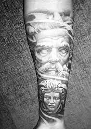 Zeus Zeustattoo Greekmythology Sleeve Tattoo Greek God Tattoos
