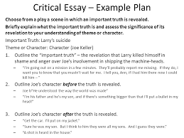 critical essay definition co critical essay definition