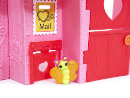 Lalaloopsy Bedroom Furniture Mini Lalaloopsy Sew Sweet House Playhouse With Exclusive Character