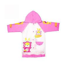 <b>Kids Raincoat</b> for <b>Girls</b> and <b>Boys</b>, <b>Children's Waterproof</b> Rainwear ...