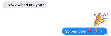 Emoji Texts What If A Candidate Texts Me An Emoji