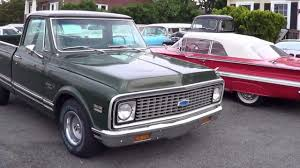 1971 71 Chevrolet C10 Custom Deluxe Pickup For Sale - YouTube