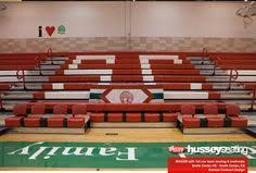 27 best fave bleacher installations images on pinterest in 2018 Belcher Center Seating Hussey at Hussey Seating Wiring Diagram