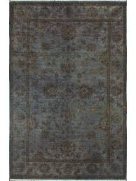 classy over dyed rug rugsville overdyed hand made turkish vintage earl grey wool 12263 australium uk