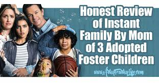 Craziness ensues when she does not get her potato chips. Honest Review Of Instant Family By Mom Of 3 Adopted Foster Children Artsy Fartsy Life