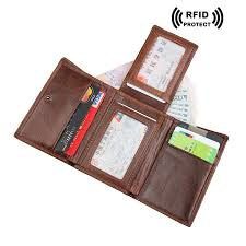 Designer Rfid Wallets Us 21 99 Rfid Blocking Mens Credit Card Holder Wallet Top Quality Cowhide Leather Rfid Wallets Short Designer Card Protector Wallet Man In Wallets