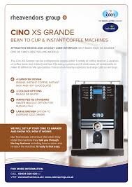 Free download of your tchibo coffee machine user manuals. Cino Xs Grande Manualzz
