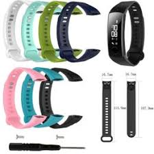Replacement Multiple Color Smart Watch Silicone Strap for ... - Vova