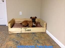 diy pallet dog bed furniture