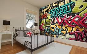 Graffiti Wallpaper. Wall Mural Wallpaper