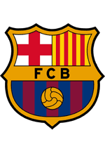 Small Picture Barcelona soccer coloring pages