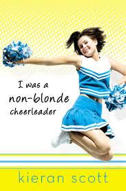 A non blonde cheerleader