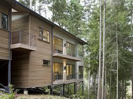 endearing hillside house plans 28 walkout best sloping lot