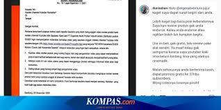 Eiger pun menjelaskan terkait email tersebut. Sindir Eiger Beberapa Brand Beri Kebebasan Kreator Konten Untuk Review Halaman All Kompas Com
