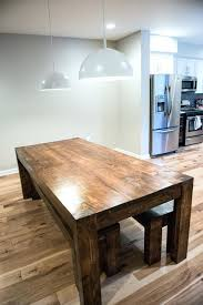 image creative rustic furniture. Rustic Modern Dining Table Creative Of And Bench Rustics Farmhouse Image Furniture