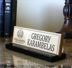 glass name plates for desk hostgarcia with regard to glass desk name plates real wood