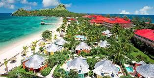 st lucian spa beach resort all inclusive cap estate st lucia