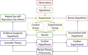 Flow Chart Showing Scientific Method The Scientific Method Ck 12 Foundation