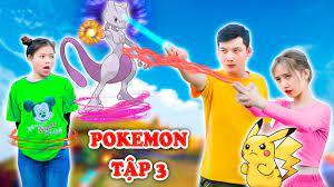 Đánh Bại Pokemon Mew Giải Cứu Nhi Nhi - Pokemon Tập 3 - Phim Hài Táo TV -  YouTube