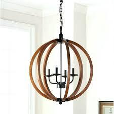round wood chandelier vineyard metal and wood chandelier metal orb chandelier vineyard distressed mahogany and bronze round wood chandelier