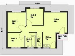 inspirational 6 unique 3 bedroom small house plan best of 6 bedroom house plans three bedroom house plans in south africa image