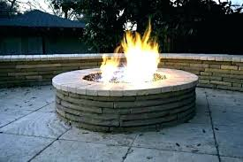 gas fire pit glass propane fire pits with glass rocks gas fire pit glass gas fire