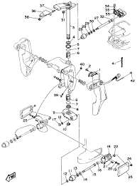 25 hp johnson outboard parts diagram automotive parts diagram images