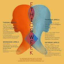 hoffberger center for professional ethics university of baltimore the first hundred days is trump an ethical leader 11a m 12 20p m h mebane turner learning commons town hall