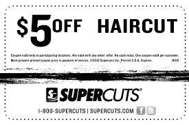 haircut 5 off deals