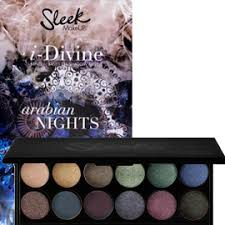 sleek makeup s arabian nights i divine palette
