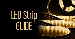 Ultimate Guide On Buying Led Strip Lights Ledsupply Blog