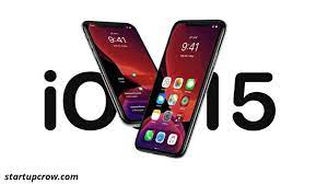 IOS 15 Supported Devices (Full List): IOS 15 Release Date In India, iOS 15  All Features - StartUpCrow