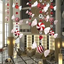 Outdoor Candy Cane Christmas Decorations Commercial Christmas Decorations Pinteres 2