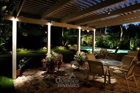 outdoor patio lighting ideas pictures. backyard patio lights new with image of minimalist at outdoor lighting ideas pictures