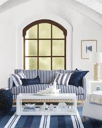 serena and lily sofa with indoor outdoor perennials fabric stripe best upholstery fabrics