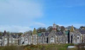 Atkins Hall Cork A Former Lunatic Asylum Built In 1852 It S The