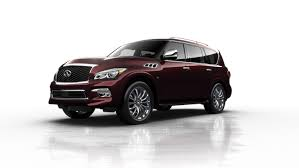2018 infiniti x80. perfect 2018 2017 infiniti qx80 suv exterior front driveru0027s side profile in dark currant   canada on 2018 infiniti x80