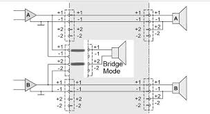 speakon 14 combo jacks speakon bridge jpg