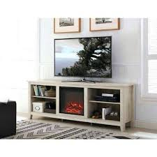 berkeley infrared electric fireplace tv stand w glass in spanish