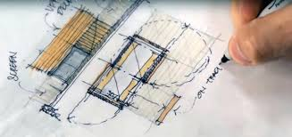 Image Point Perspective Archdaily The Best Drawing Tutorials For Architects On Youtube Archdaily
