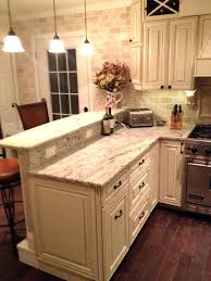kitchen countertop cover ups kitchen cover ups my kitchen two tier peninsula viking range stools from
