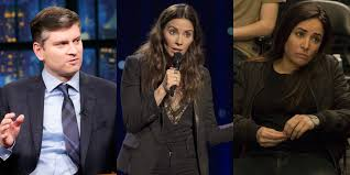 pamela adlon justin simien whitney mings more discuss comedy s place in today s outrage culture