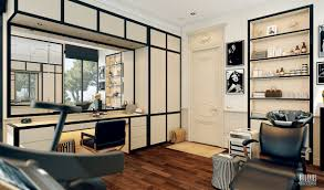 art deco living room. A Modern Art Deco Home Visualized In Two Styles 2017 And Design Images Black White Dressing Living Room
