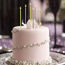Amazoncom 36 Pieces Metallic Birthday Candles Cake Candles Cakes