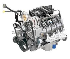 6.0L V-8 LC8 CNG Engine