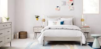 Interior design bedroom furniture inspiring good Room Midcentury Lightens Up Interior Design Ideas Bedroom Inspiration West Elm